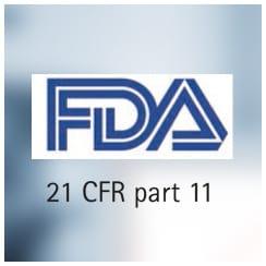 21 CFR Part 11 Dokumentation