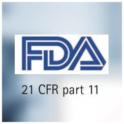 Systec ADS CFR documentation software FD21 CFR Part 11