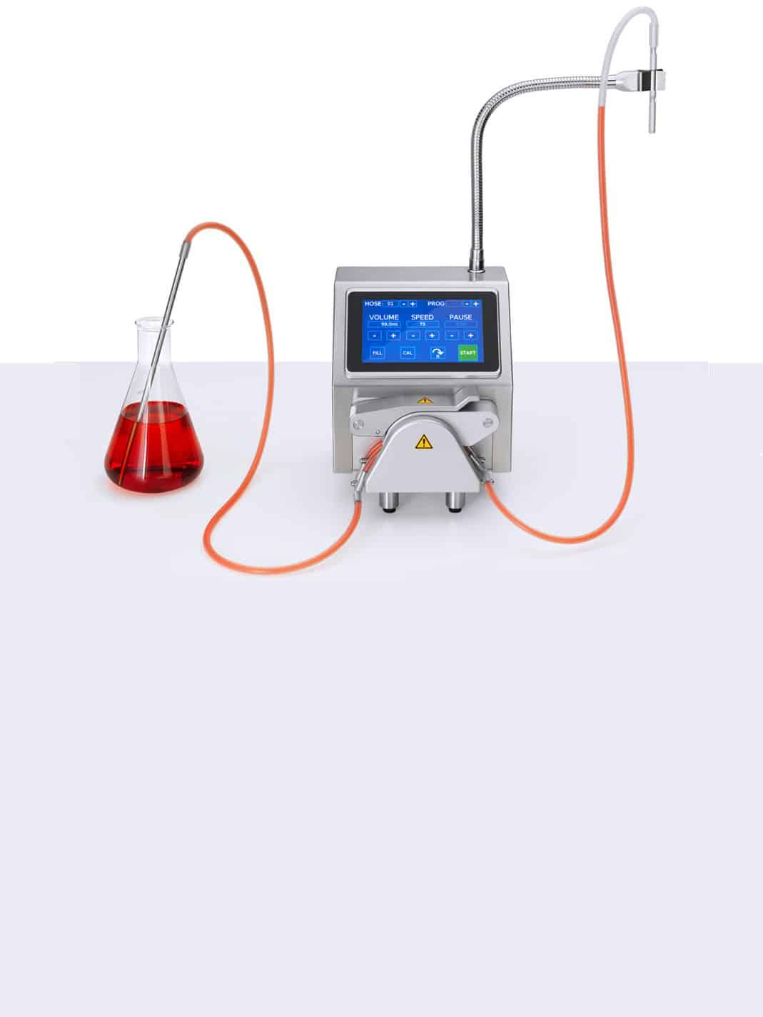Peristaltikpumpe Systec Mediapump – Präzises Dosieren mit System