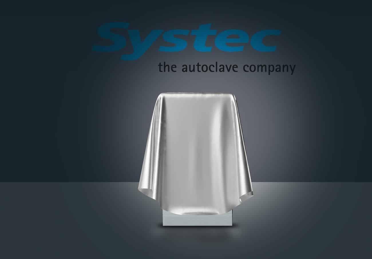 Systec H-Serie Autoklaven neue Generation